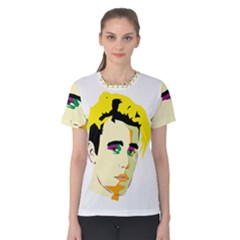 Justin Women s Cotton Tee by Contest2485266