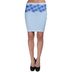 Elegant2 Bodycon Skirt by olgart