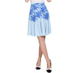 Elegant2 A Line Skirt
