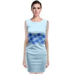 Elegant2 Classic Sleeveless Midi Dress by olgart