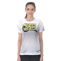 Swsd Women s Sport Mesh Tee by Contest2486173
