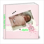 Baby Lydia - 6x6 Photo Book (20 pages)
