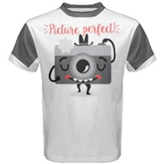 Picture Perfect! Men s Cotton Tee