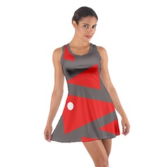 Decorative Abstraction Racerback Dresses by Valentinaart