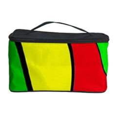 Colors Of Jamaica Cosmetic Storage Case by Valentinaart