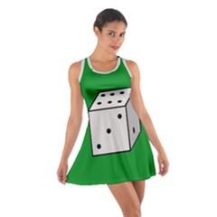 Dice  Racerback Dresses by Valentinaart