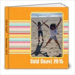 Gold Coast Album - 8x8 Photo Book (20 pages)