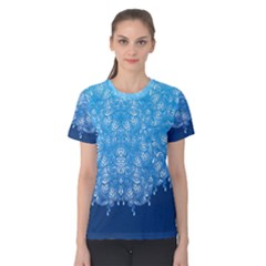 Water Creativity Women s Cotton Tee by Contest2492222