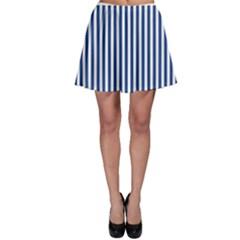 Nautical Striped Skater Skirt by olgart