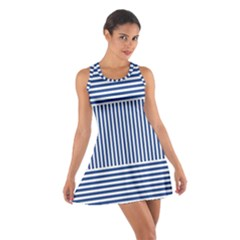 Nautical Striped Racerback Dresses by olgart