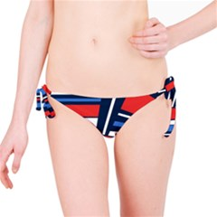 Abstract nautical Bikini Bottom by olgart