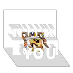 13654176 10209772215964592 4375173679575027886 N Thank You 3d Greeting Card (7x5)  by jpcool1979