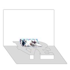 Picmix Com 5004827 Love Bottom 3d Greeting Card (7x5)