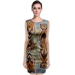 Xpire Classic Sleeveless Midi Dress