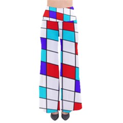 Colorful Cubes  Pants by Valentinaart