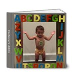 Zach - 6x6 Deluxe Photo Book (20 pages)