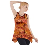 Bacon! Side Drop Tank Tunic