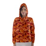Bacon! Hooded Wind Breaker (Women)