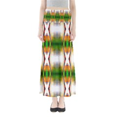 Fort Worth lit0212022019 Women s Maxi Skirt by TresFolia