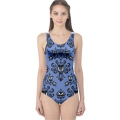 Haunted Mansion One Piece Swimsuit