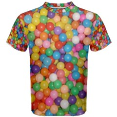 Ball Pit Men s Cotton Tee by Contest2161689