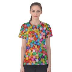 Ball Pit Women s Cotton Tee by Contest2161689