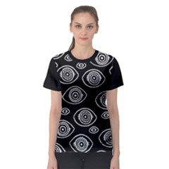 Eye See You Women s Sport Mesh Tee by Contest2493893