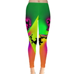Creation Of Color Leggings  by TRENDYcouture