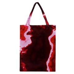 crimson sky Classic Tote Bag