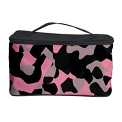 Kitty Camo Cosmetic Storage Case by TRENDYcouture