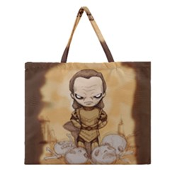 Scourge Of Carpathia Zipper Large Tote Bag by lvbart
