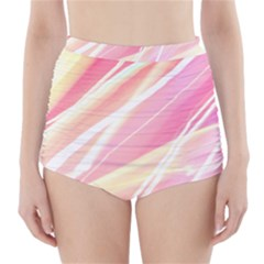 Light Fun High Waisted Bikini Bottoms