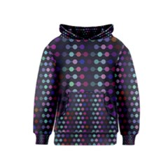 Connected Dots                                                                                     Kid s Pullover Hoodie