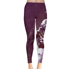 Too Deep For Anchors   Leggings by eightysixapparel