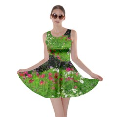 Floral Nature Skater Dress by olgart