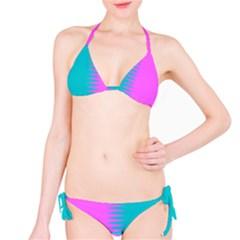 Contrast Color Bikini Set by olgart