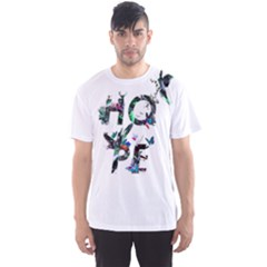 Hope Men s Sport Mesh Tee by Contest2491135