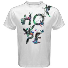 Hope Men s Cotton Tee by Contest2491135