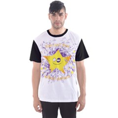 Stars Can t Shine Without Darkness Men s Sport Mesh Tee