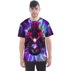 """dragon Orb"" By Spaced Painter Men s Sport Mesh Tee by SpacedPainterArt"