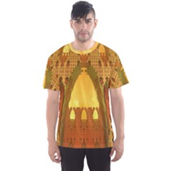 """arabian Delights"" By Spaced Painter Men s Sport Mesh Tee by SpacedPainterArt"