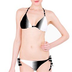 Black and white  Bikini Set by olgart
