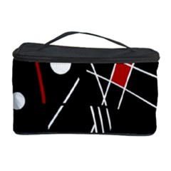 Artistic Abstraction Cosmetic Storage Case by Valentinaart