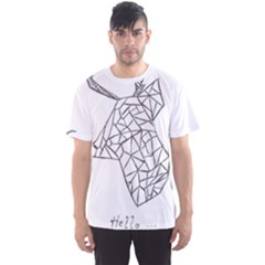 my passion= sketch Men s Sport Mesh Tee by Contest2348538