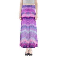 Tie Dye Color Maxi Skirts by olgart