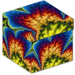 Amazing Special Fractal 25a Storage Stool 12   by Fractalworld