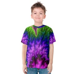 Amazing Special Fractal 25c Kid s Cotton Tee