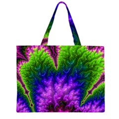 Amazing Special Fractal 25c Zipper Large Tote Bag by Fractalworld