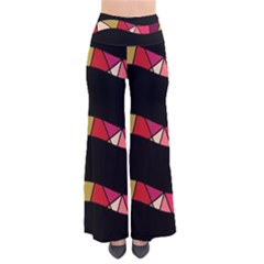 Abstract Waves Pants by Valentinaart
