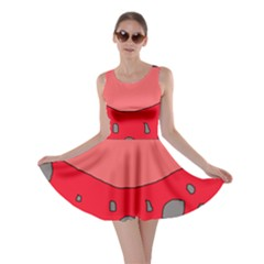 Playful Abstraction Skater Dress by Valentinaart